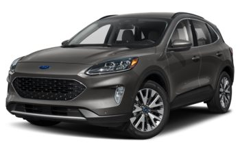 2021 Ford Escape - Carbonized Grey Metallic