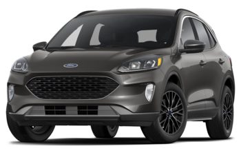 2020 Ford Escape PHEV - Magnetic Metallic