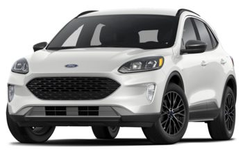 2021 Ford Escape PHEV - Star White Metallic Tri-Coat
