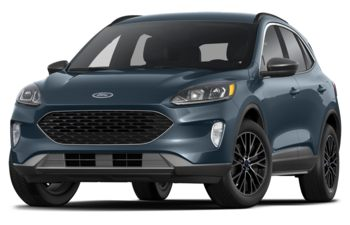 2020 Ford Escape PHEV - Blue Metallic