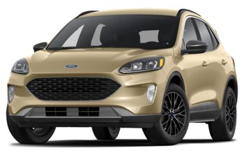 2021 Ford Escape PHEV - Desert Gold Metallic