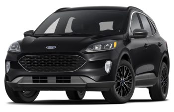 2020 Ford Escape PHEV - Agate Black