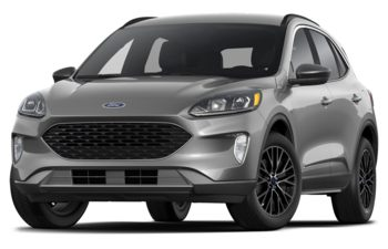 2020 Ford Escape PHEV - Ingot Silver Metallic