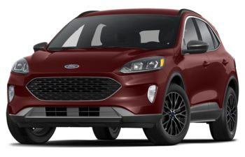 2021 Ford Escape PHEV - Bronze Fire Metallic