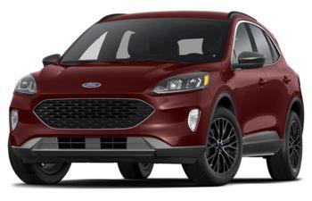 2021 Ford Escape PHEV - Bronze Fire Metallic
