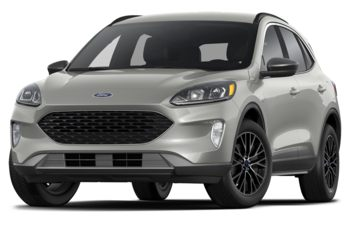 2021 Ford Escape PHEV - Iconic Silver Metallic