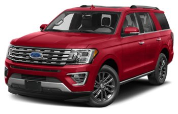 2021 Ford Expedition - Rapid Red Metallic Tinted Clearcoat