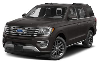 2021 Ford Expedition - Magnetic Metallic
