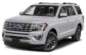 2021 Ford Expedition - Iconic Silver Metallic