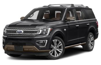 2021 Ford Expedition - Agate Black