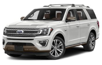 2021 Ford Expedition - Oxford White