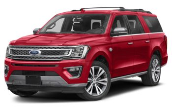 2021 Ford Expedition Max - Rapid Red Metallic Tinted Clearcoat