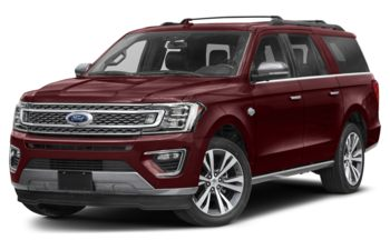 2021 Ford Expedition Max - Burgundy Velvet Metallic Tinted Clearcoat