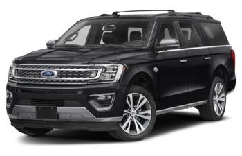 2021 Ford Expedition Max - Agate Black