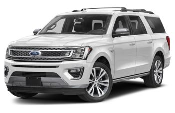 2021 Ford Expedition Max - Oxford White