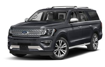 2021 Ford Expedition Max - Antimatter Blue Metallic