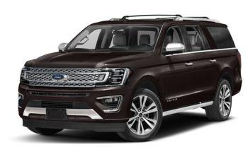 2021 Ford Expedition Max - Kodiak Brown Metallic