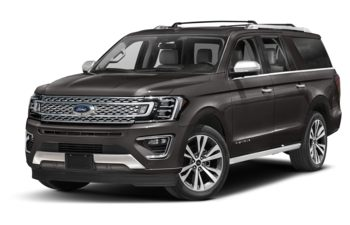 2021 Ford Expedition Max - Magnetic Metallic