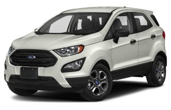 2021 Ford EcoSport - Diamond White