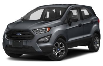 2020 Ford EcoSport - Smoke Metallic