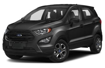 2021 Ford EcoSport - Shadow Black