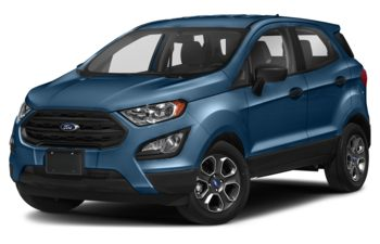 2021 Ford EcoSport - Lightning Blue Metallic