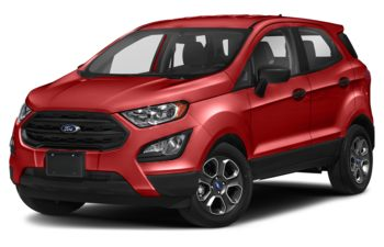2021 Ford EcoSport - Race Red
