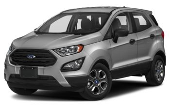 2021 Ford EcoSport - Moondust Silver Metallic