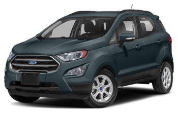 2021 Ford EcoSport - Blue Metallic
