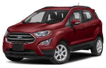 2020 Ford EcoSport - Ruby Red Metallic Tinted