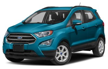 2020 Ford EcoSport - Blue Candy Metallic Tinted Clearcoat