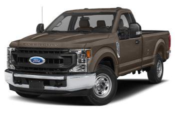 2021 Ford F-350 - Stone Grey Metallic