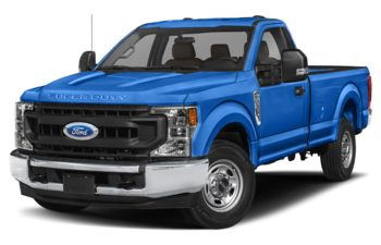 2020 Ford F-250 - Velocity Blue