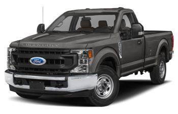 2021 Ford F-250 - Carbonized Grey Metallic