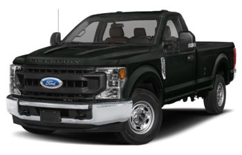 2020 Ford F-350 - Green Gem