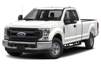 2020 Ford F-250 - Oxford White