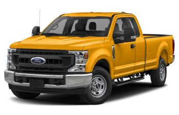 2021 Ford F-350 - School Bus Yellow