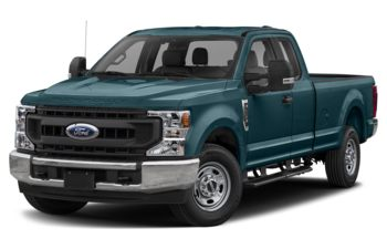 2020 Ford F-350 - Green