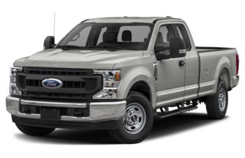 2021 Ford F-350 - Iconic Silver Metallic