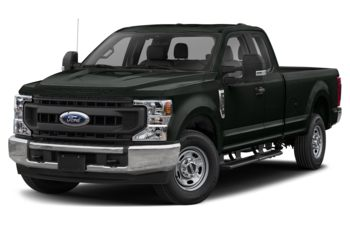 2021 Ford F-350 - Green Gem