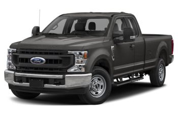 2021 Ford F-250 - Carbonized Grey Metallic