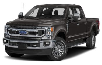 2020 Ford F-250 - Magnetic Metallic