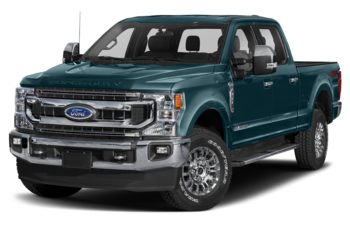2021 Ford F-250 - Green