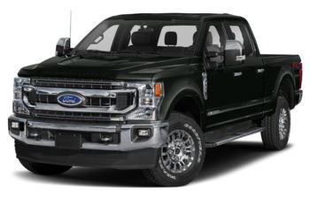 2020 Ford F-250 - Green Gem