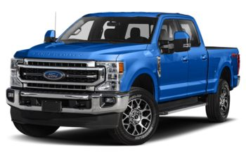 2021 Ford F-250 - Velocity Blue Metallic