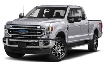 2021 Ford F-250 - Iconic Silver Metallic