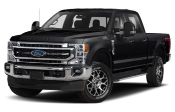 2021 Ford F-250 - Agate Black Metallic