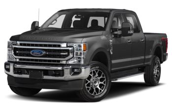 2021 Ford F-250 - Lithium Grey Metallic
