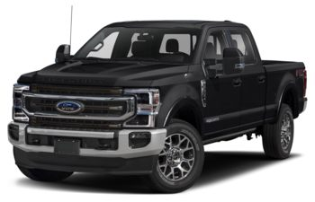 2020 Ford F-350 - Agate Black Metallic