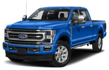 2020 Ford F-350 - Velocity Blue